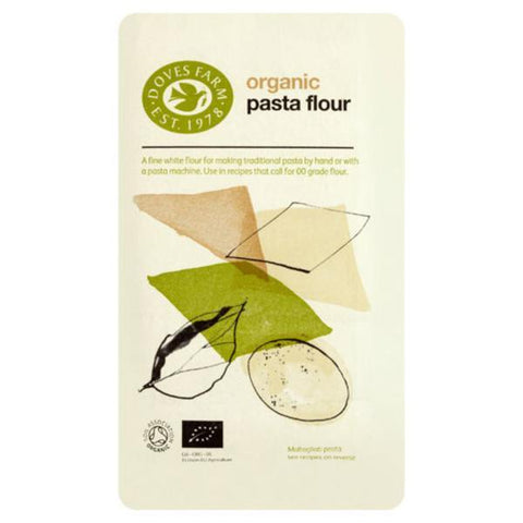 Doves Farm Pasta Flour 1kg (pack of 5)