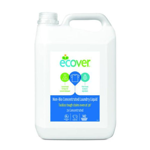Ecover Non Bio Concentrated Laundry Liquid 5L
