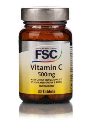 FSC Vitamin C 500Mg 30 Tablets