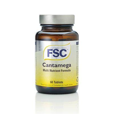 FSC Cantamega 60 Tablets