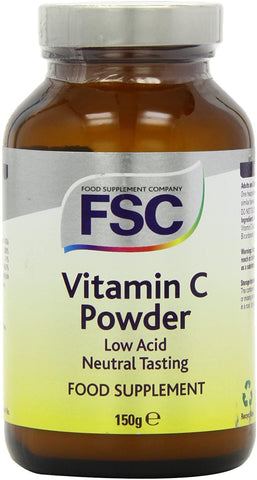 FSC Vitamin C Powder Low Acid 150g