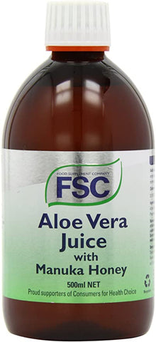 FSC Aloe Vera & Manuka Honey Juice 500 Ml