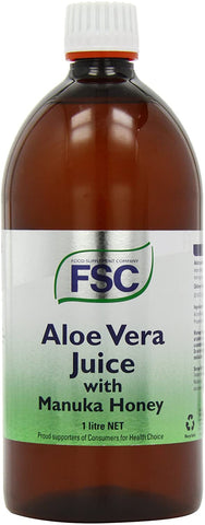 FSC Aloe Vera & Manuka Honey Juice 1000 Ml