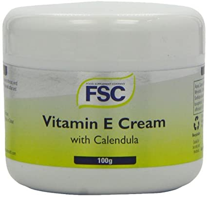 FSC Vitamin E Cream With Calendula 100ml