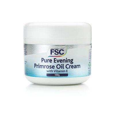 FSC Evening Primrose Oil Cream 100 Capsules