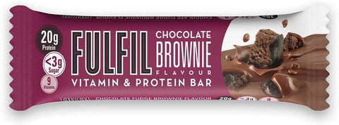 FULFIL CHOCOLATE BROWNIE  55G (Pack of 5)