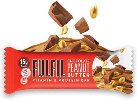 FULFIL CHOCOLATE PEANUT BUTTER 40G (Pack of 5)