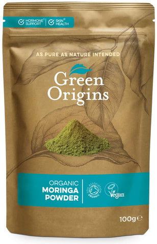 Green Origins Organic Moringa Powder 100g