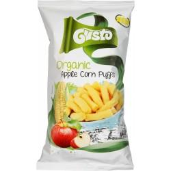Gusto Snacks Gusto Organic Apple Corn Puffs 50g