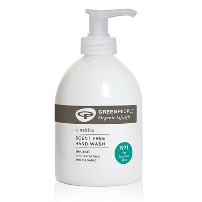 Green People Neutral/Scent Free Handwash 300ml