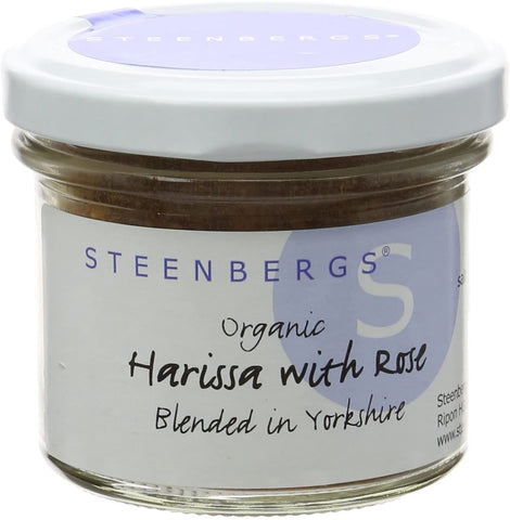 Steenbergs Harissa With Rose 40g