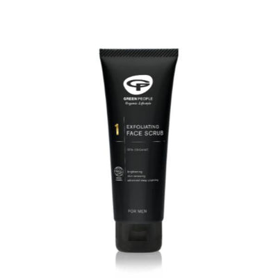 Green People Exfoliating Face Scrub 100ml