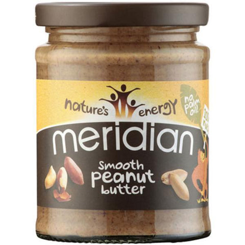Meridian Smooth Peanut Butter No Salt 280g