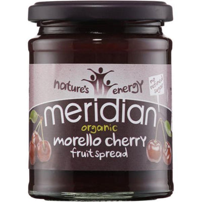 Meridian Organic Cherry Fruit Spread 284g