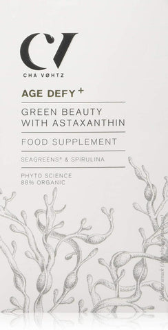 Green People Age Defy+ Green beauty with Axtaxanthin 60 Capsules