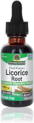 Natures Answer Liquorice Root 30ml