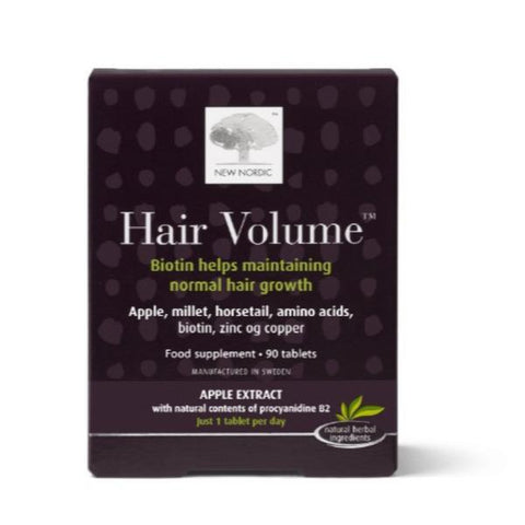 New Nordic Hair Volume 90 Tablets