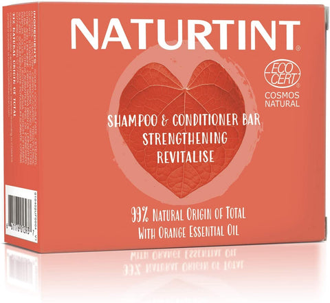 Naturtint 2in1 Bar Strengthening 75g