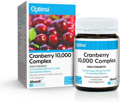 Optima Cranberry 30 Tablets