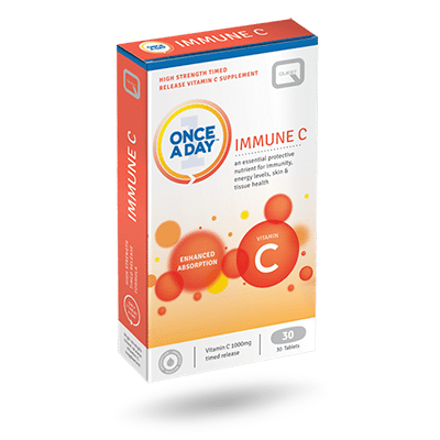 Quest Once A Day Immune C 30 Tablets
