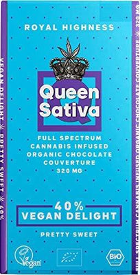 Queen Sativa Organic Vegan Delight 80g
