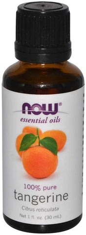 NOW Foods Essential Oil, Tangerine Oil - 30 ml.