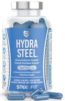 Pro Tan Hydra Steel, Advanced Diuretic Formula - 80 caps