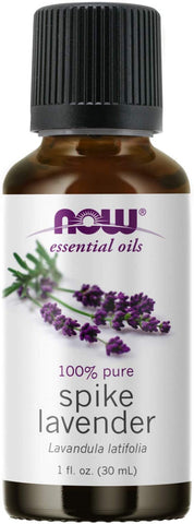 NOW Foods Essential Oil, Spike Lavender - 30 ml.