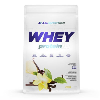 Allnutrition Whey Ultra, Vanilla - 908g