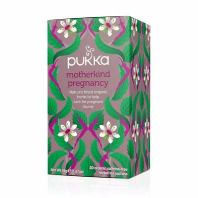 Pukka Motherkind Pregnancy Tea 20 Bags (Pack of 4)