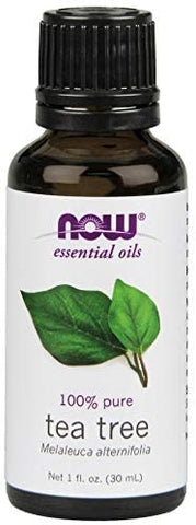 NOW Foods Essential Oil, Tea Tree Oil - 30 ml.