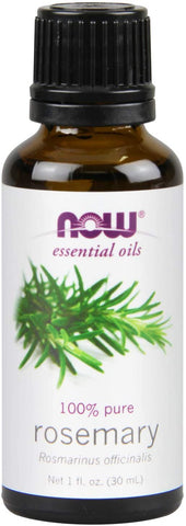 NOW Foods Essential Oil, Rosemary Oil - 30 ml.