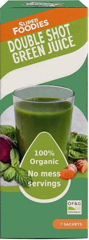 Superfoodies Green Juice - On the Go (7) 92g