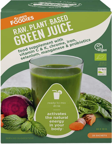 Superfoodies Green Juice - On the Go (28) 360g