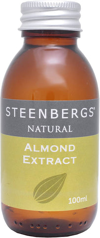 Steenbergs Almond Extract 100ml