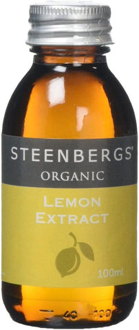 Steenbergs Organic Lemon Extract 100g