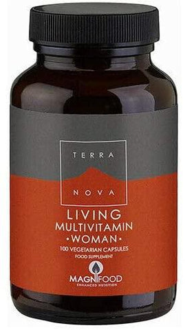 Terranova Living Multivitamin Woman 100s