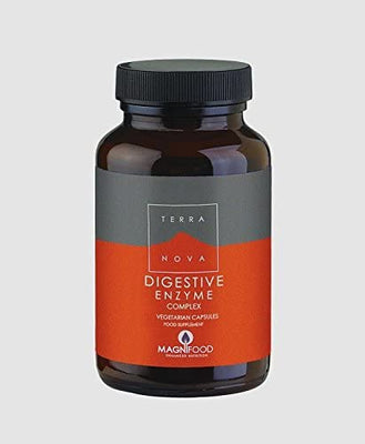 Terranova Digestive Enzyme Complex 100 Capsules