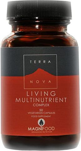 Terranova Living Multinutrient Complex 50caps