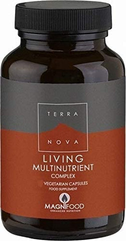 Terranova Living Multinutrient Complx 100caps