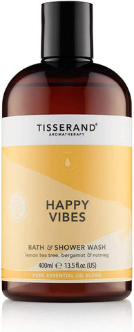 Tisserand Happy Vibes Bath & Shower Wash  400ml