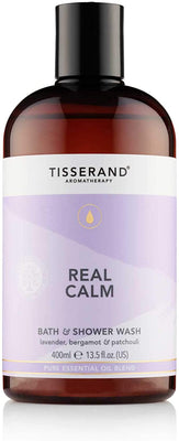 Tisserand Real Calm Bath & Shower Wash  400ml