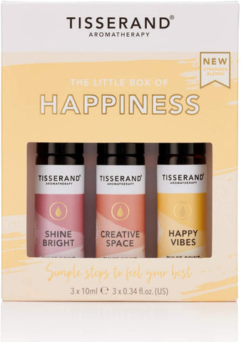 Tisserand The Little Box of Happiness (3x10ml)