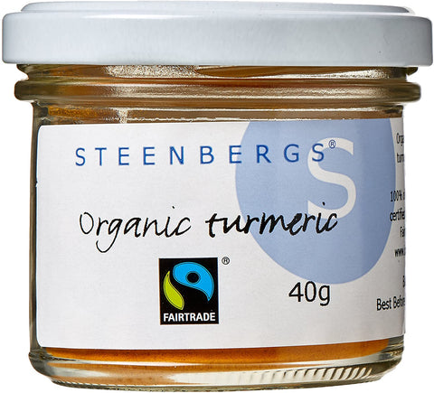 Steenbergs Turmeric powder - Fairtrade (haldi) 40g