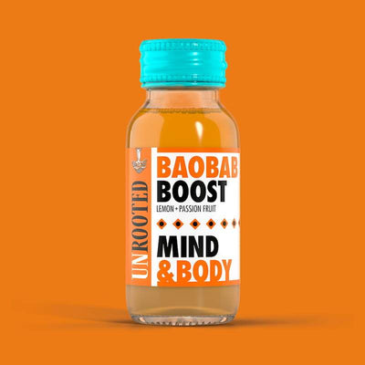 Unrooted  Baobab Boost 60ml (Pack of 12)