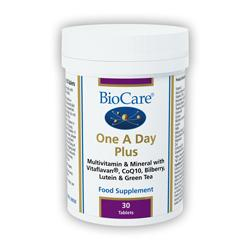 BioCare, One A Day Plus 30 Tablets