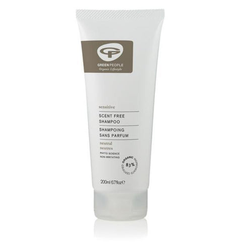 Green People No Scent Shampoo 200ml