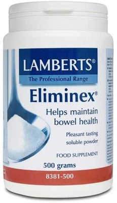 Lamberts Eliminex (FOS) - 500g Pdr