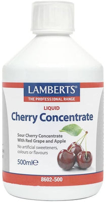 Lamberts Liquid Cherry Concentrate, 500ml