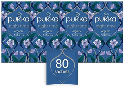 Pukka Organic Night Time 20 Teabags